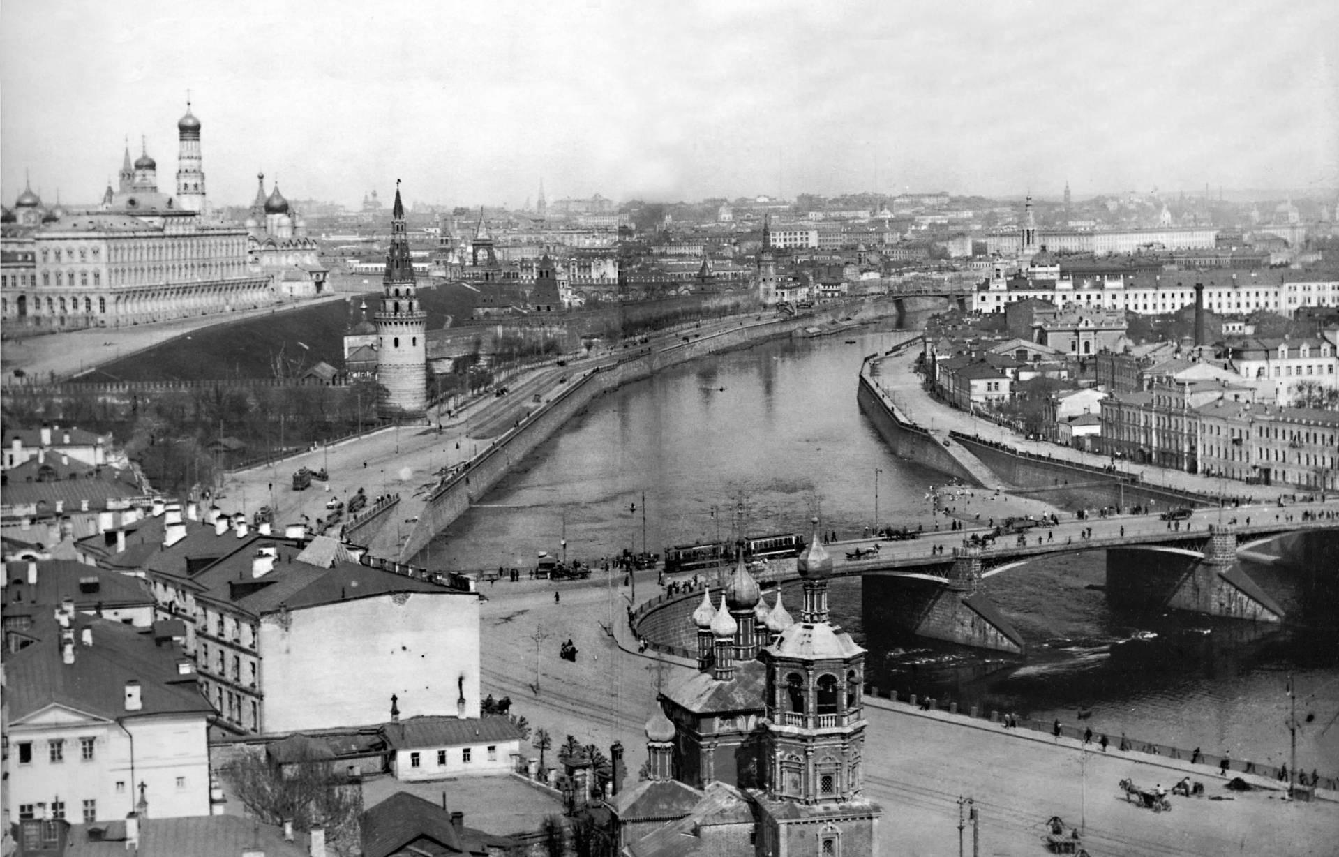 Фото старой москвы 18 век 2